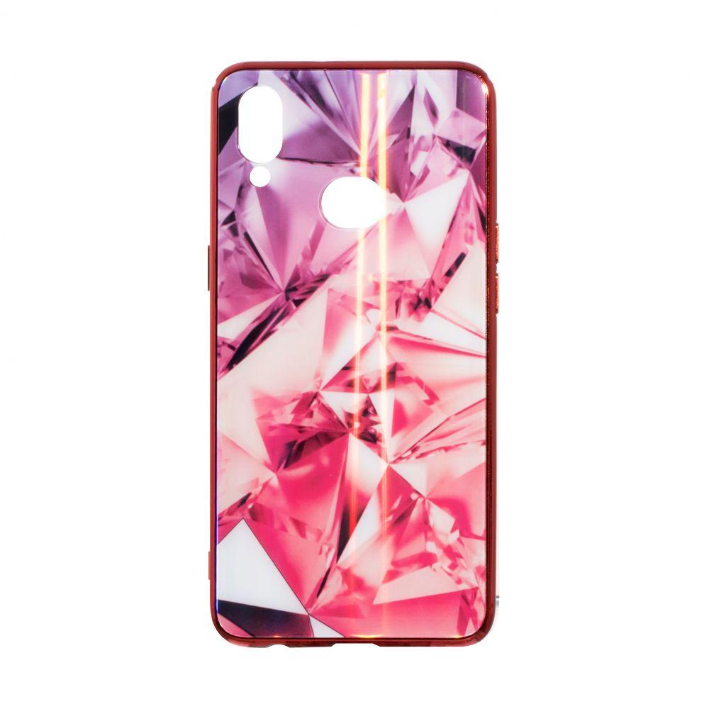 Купить СИЛИКОН CASE ORIGINAL GLASS TPU PRISM FOR SAMSUNG A10S_1