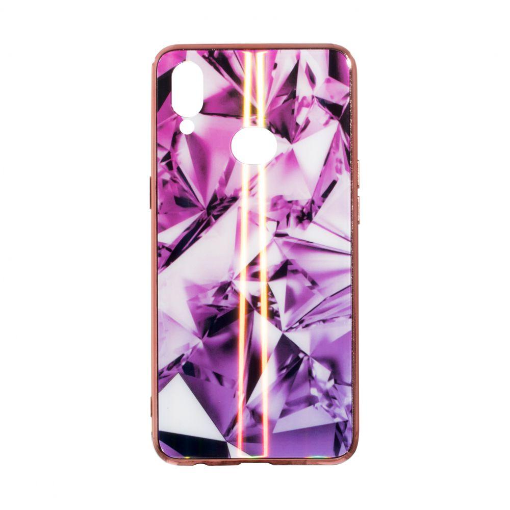 Купить СИЛИКОН CASE ORIGINAL GLASS TPU PRISM FOR SAMSUNG A10S_3