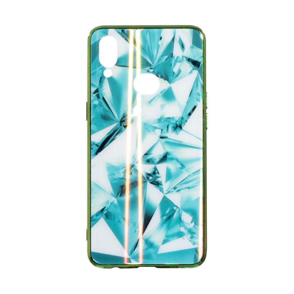 Купить СИЛИКОН CASE ORIGINAL GLASS TPU PRISM FOR SAMSUNG A10S_5