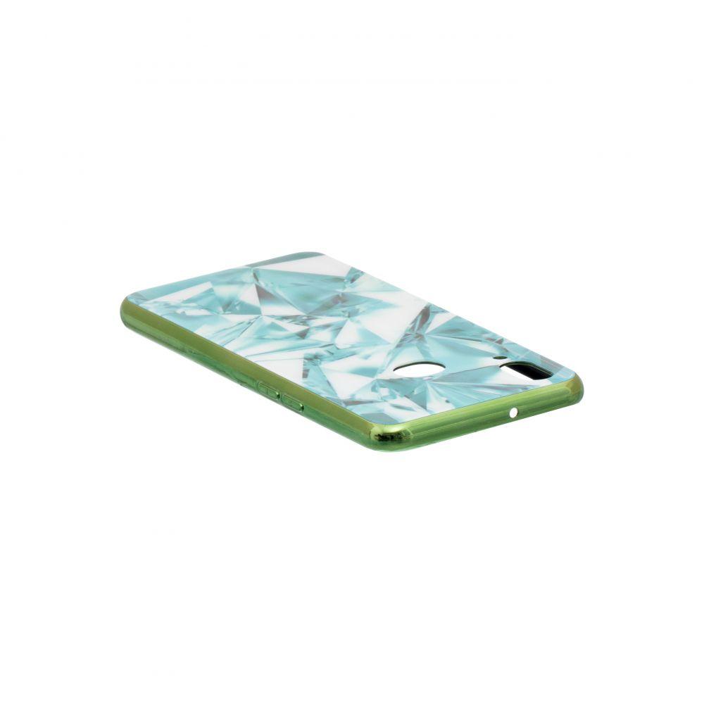 Купить СИЛИКОН CASE ORIGINAL GLASS TPU PRISM FOR SAMSUNG A10S_8