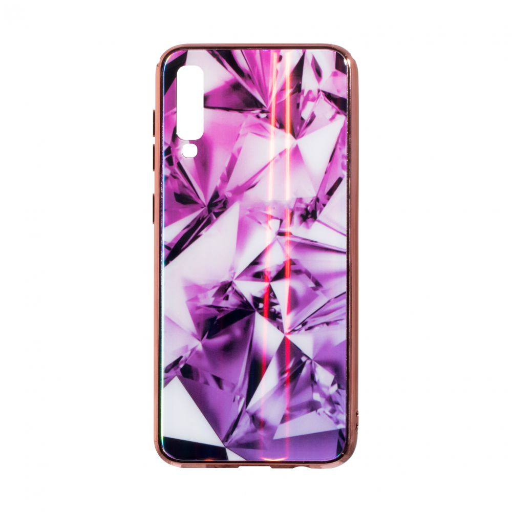 Купить СИЛИКОН CASE ORIGINAL GLASS TPU PRISM FOR SAMSUNG A30S / A50