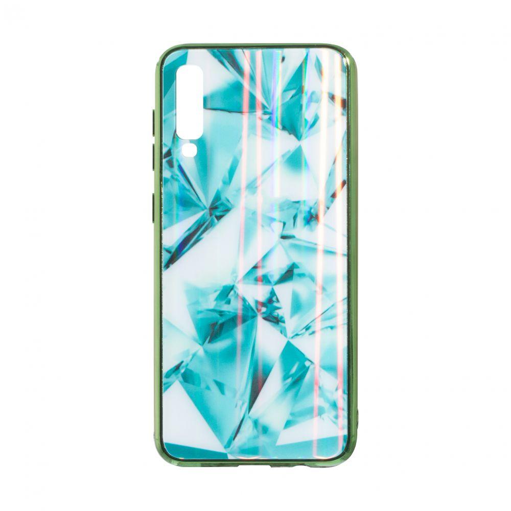 Купить СИЛИКОН CASE ORIGINAL GLASS TPU PRISM FOR SAMSUNG A30S / A50_3