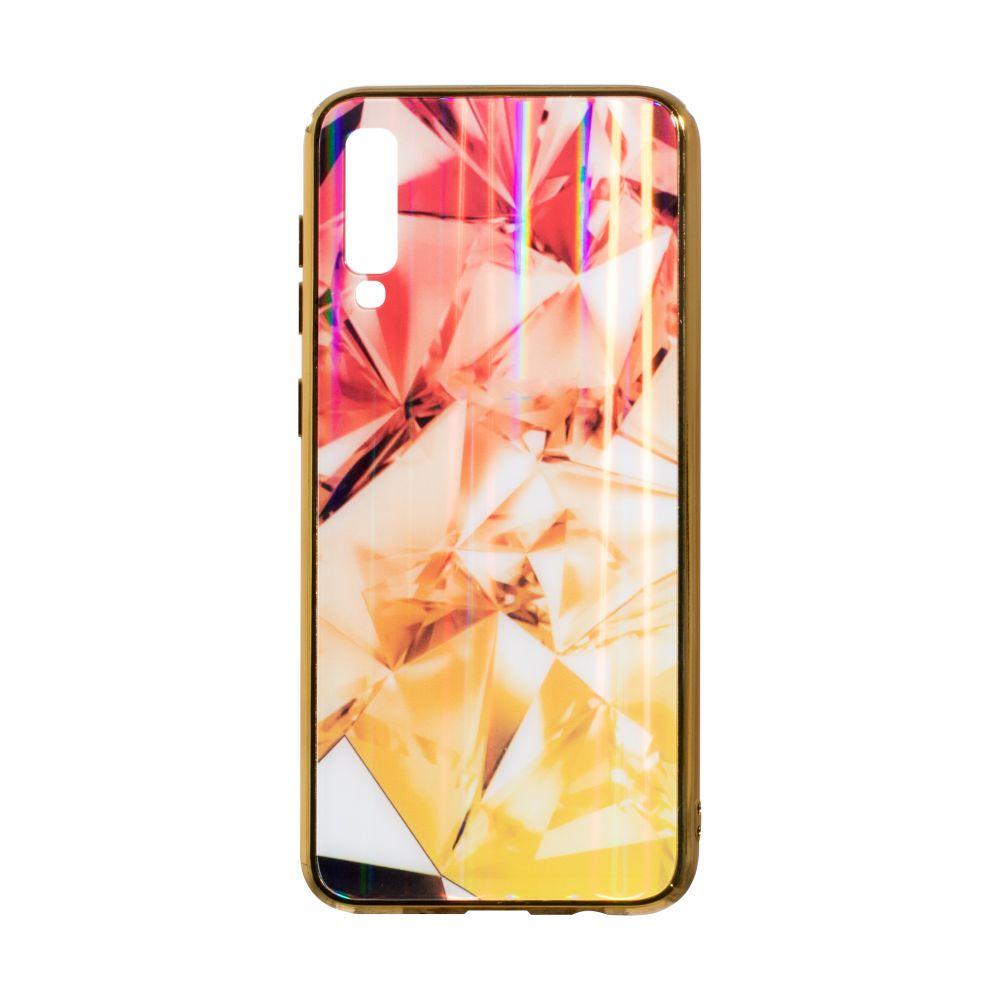 Купить СИЛИКОН CASE ORIGINAL GLASS TPU PRISM FOR SAMSUNG A30S / A50_4