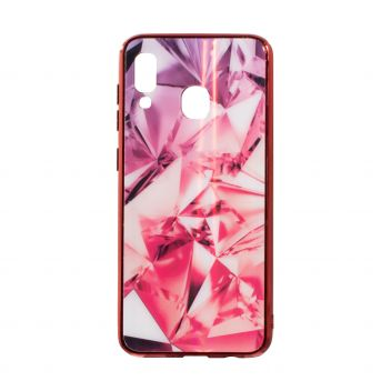 Купить СИЛИКОН CASE ORIGINAL GLASS TPU PRISM FOR SAMSUNG A30 / A20