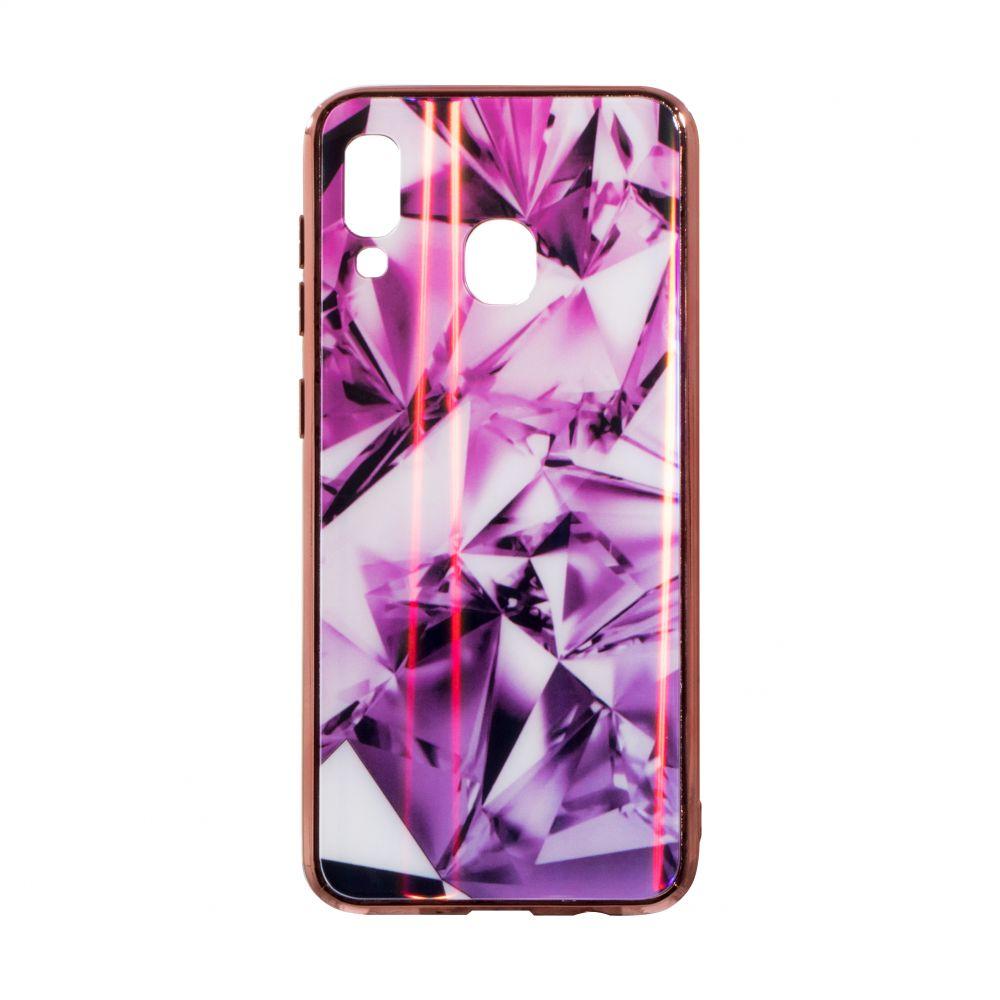 Купить СИЛИКОН CASE ORIGINAL GLASS TPU PRISM FOR SAMSUNG A30 / A20_2