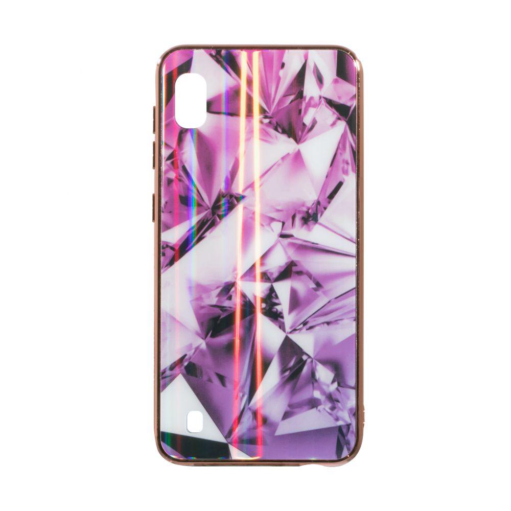 Купить СИЛИКОН CASE ORIGINAL GLASS TPU PRISM FOR SAMSUNG A10_3