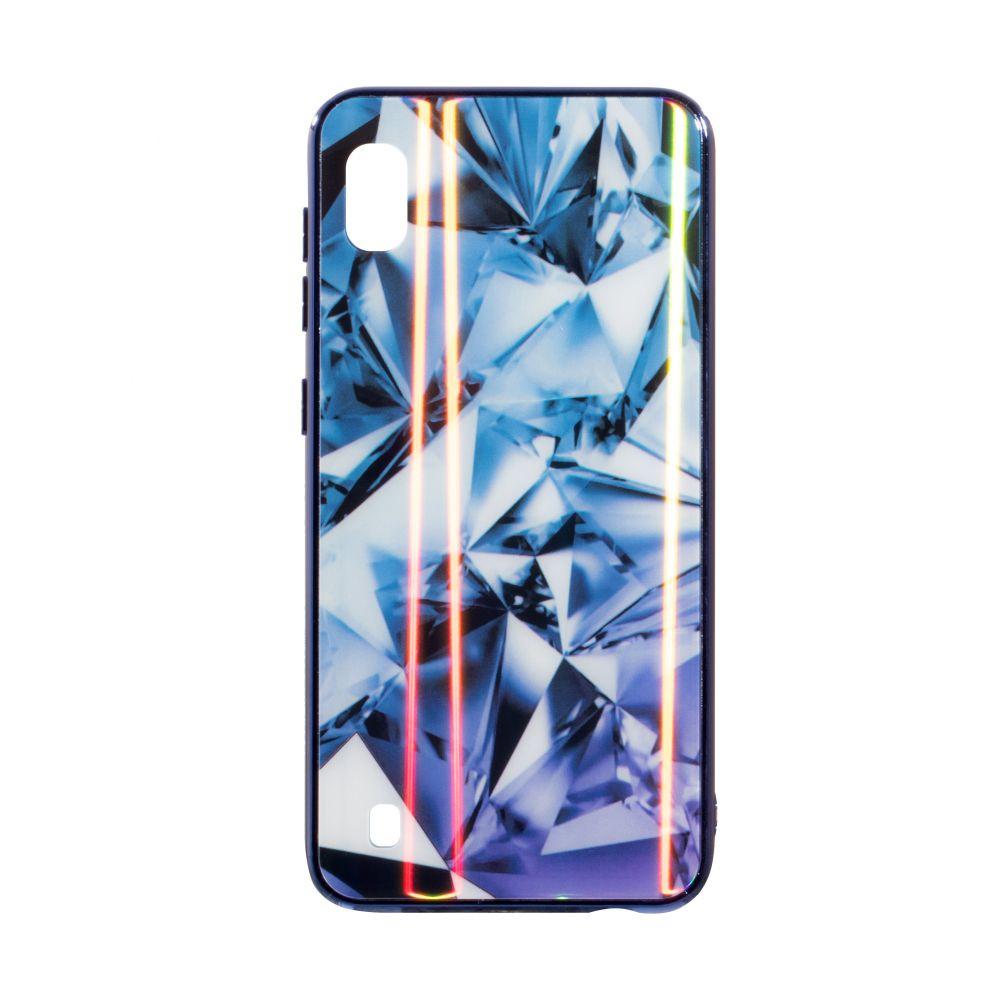 Купить СИЛИКОН CASE ORIGINAL GLASS TPU PRISM FOR SAMSUNG A10_5