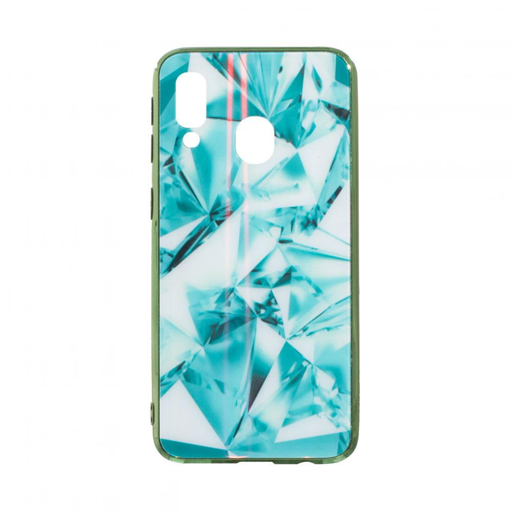 Купить СИЛИКОН CASE ORIGINAL GLASS TPU PRISM FOR SAMSUNG A40_4