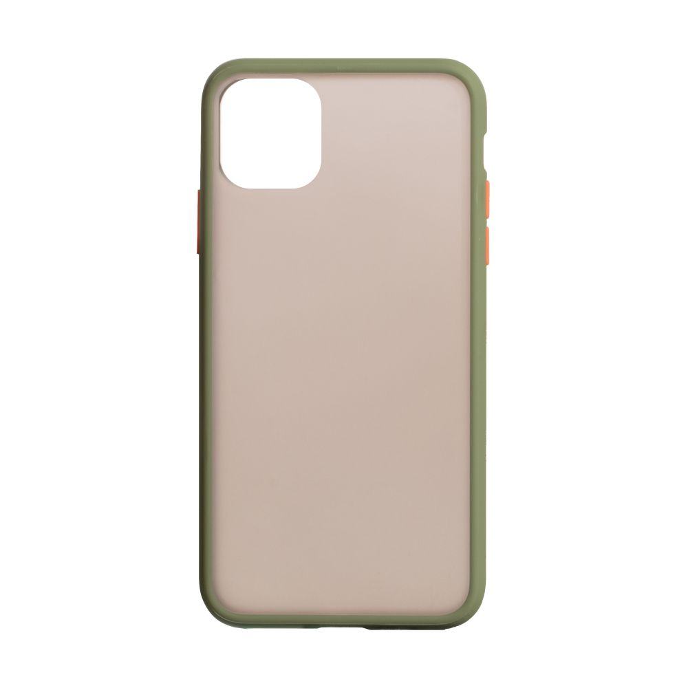 Купить ЗАДНЯЯ НАКЛАДКА TOTU COPY GINGLE SERIES FOR APPLE IPHONE 11 PRO MAX_2