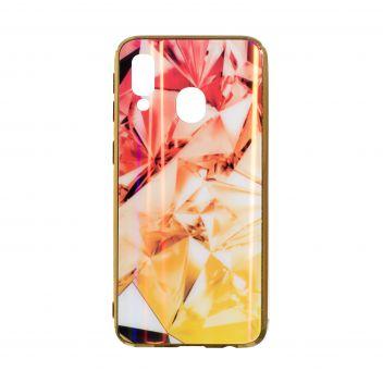Купить ЧЕХОЛ GLASS TPU PRISM FOR SAMSUNG A40