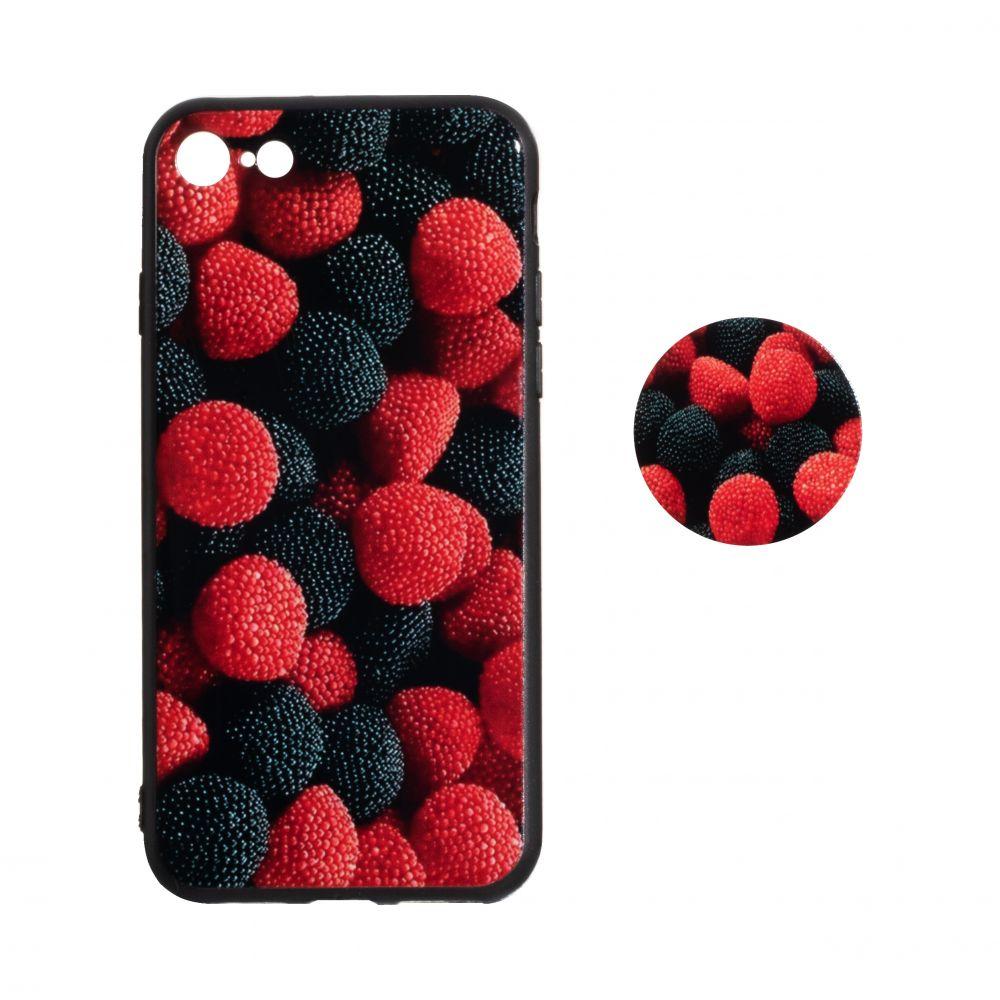 Купить ЧЕХОЛ TPU PRINT WITH POPSOCKET FOR APPLE IPHONE 8G_4