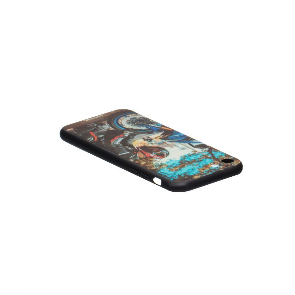 Купить ЧЕХОЛ TPU PRINT WITH POPSOCKET FOR APPLE IPHONE 8G_14