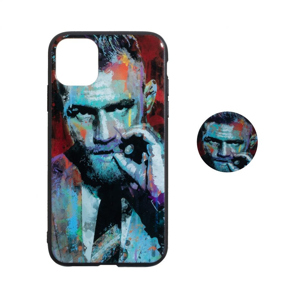 Купить TPU PRINT WITH POPSOCKET FOR APPLE IPHONE 11 PRO MAX_4