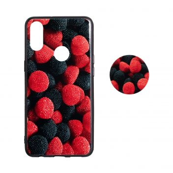 Купить TPU PRINT WITH POPSOCKET FOR XIAOMI REDMI 7