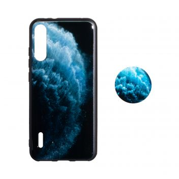 Купить ЧЕХОЛ TPU PRINT WITH POPSOCKET FOR XIAOMI CC9 / MI 9 LITE