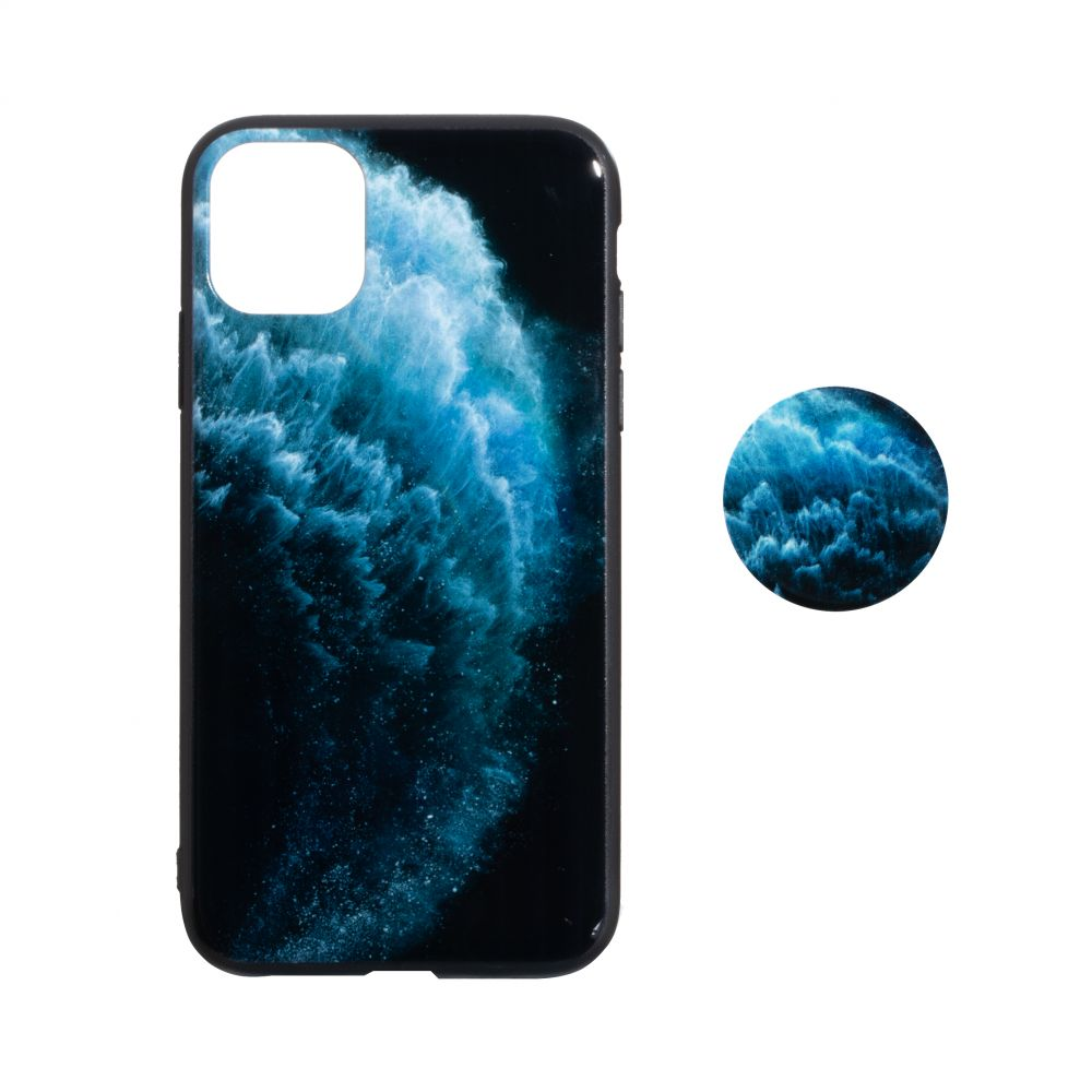 Купить TPU PRINT WITH POPSOCKET FOR APPLE IPHONE 11 PRO MAX_12