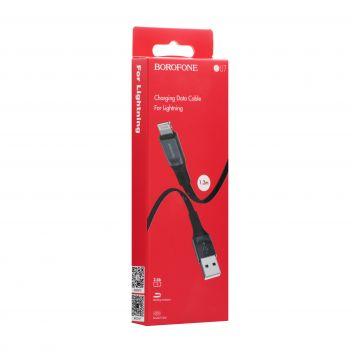 Купить USB BOROFONE BU7 SUPERIOR LIGHTNING