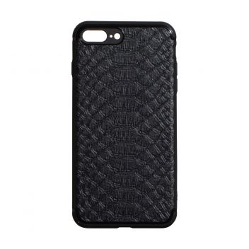 Купить ЧЕХОЛ TPU LEATHER CROCO WITH MAGNIT ДЛЯ APPLE IPHONE 7 PLUS / 8 PLUS
