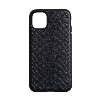 Купить ЧЕХОЛ TPU LEATHER CROCO WITH MAGNIT FOR APPLE IPHONE 11 PRO