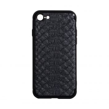 Купить ЧЕХОЛ TPU LEATHER CROCO WITH MAGNIT FOR APPLE IPHONE 7G / 8G