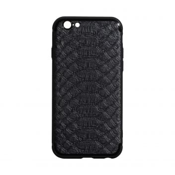 Купить ЧЕХОЛ TPU LEATHER CROCO WITH MAGNIT FOR APPLE IPHONE 6G