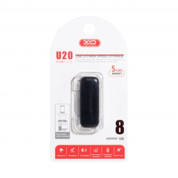Купить USB FLASH DRIVE XO U20 8GB