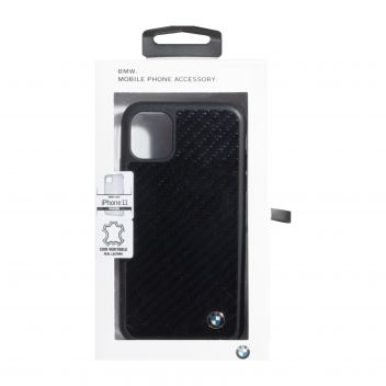 Купить ЧЕХОЛ BMW CARBON FOR APPLE IPHONE 11