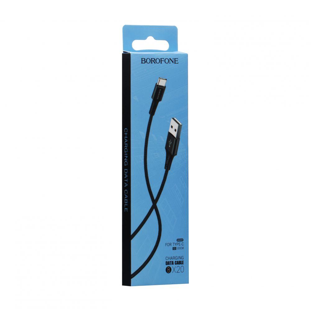 Купить USB BOROFONE BX20 TYPE-C_1