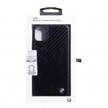 Купить ЧЕХОЛ BMW CARBON FOR APPLE IPHONE 11 PRO MAX
