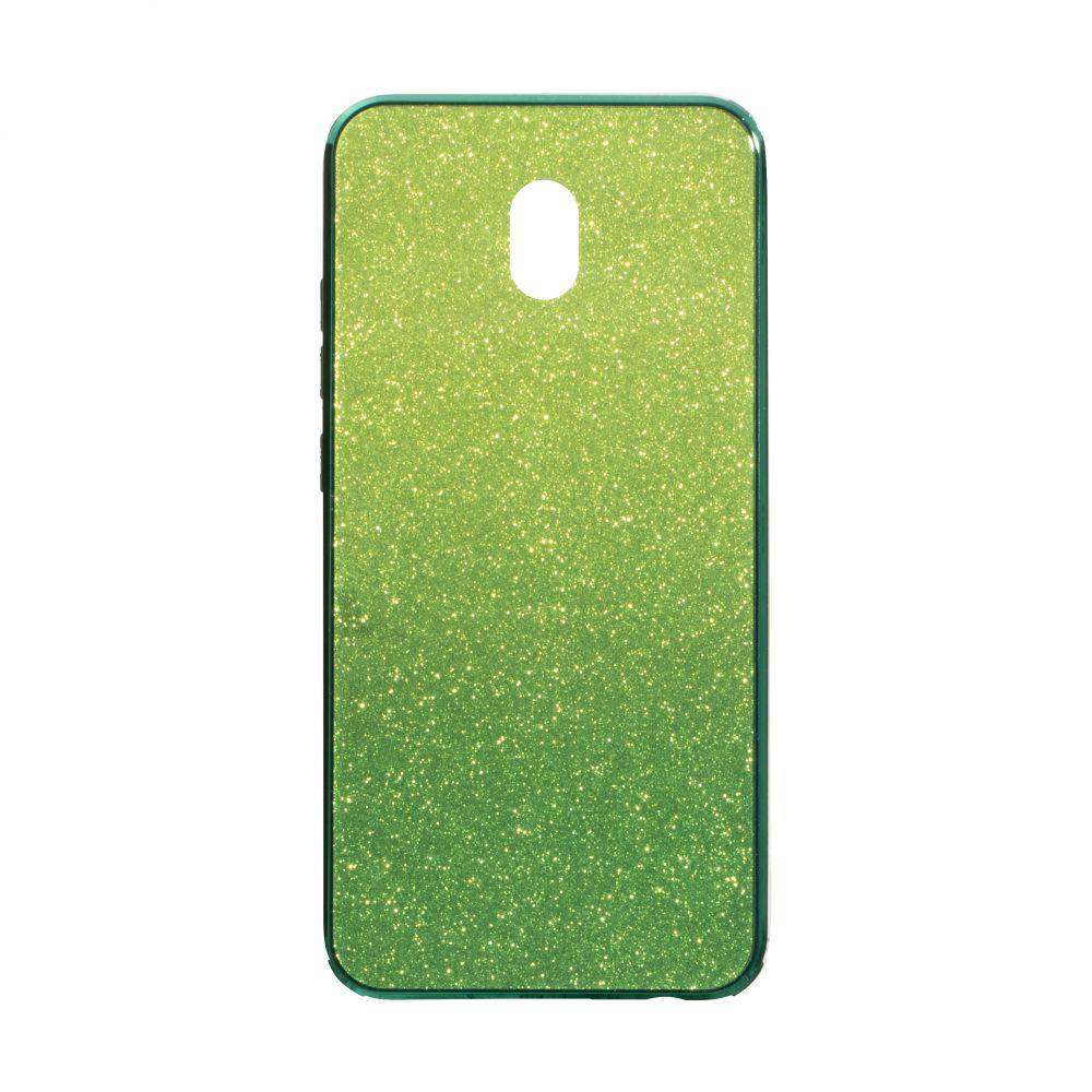 Купить СИЛИКОН CASE ORIGINAL GLASS TPU AMBRE FOR XIAOMI REDMI 8A_3