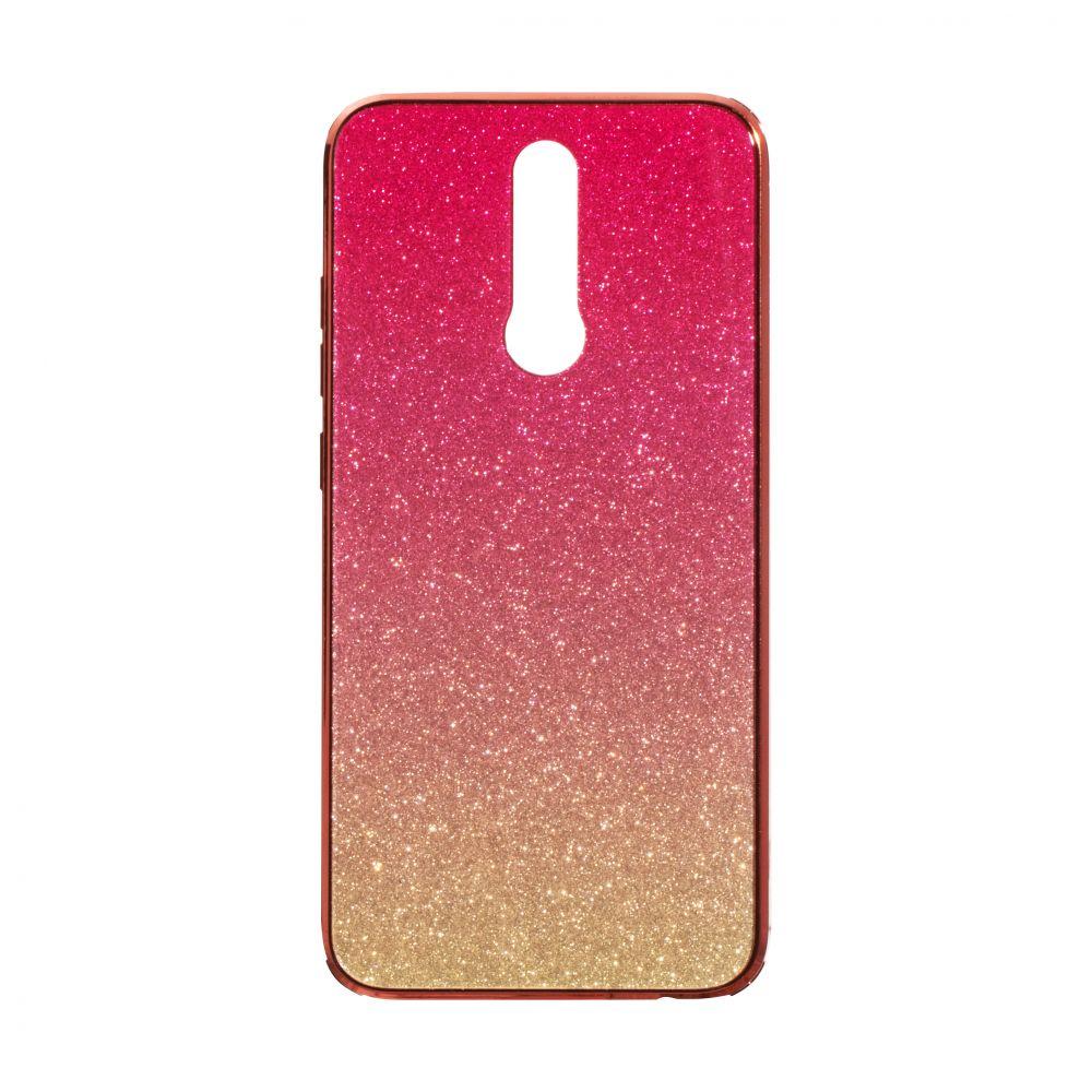 Купить СИЛИКОН CASE ORIGINAL GLASS TPU AMBRE FOR XIAOMI REDMI 8