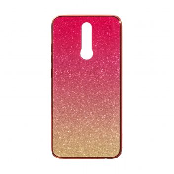 Купить СИЛИКОН CASE ORIGINAL GLASS TPU AMBRE FOR XIAOMI REDMI 8