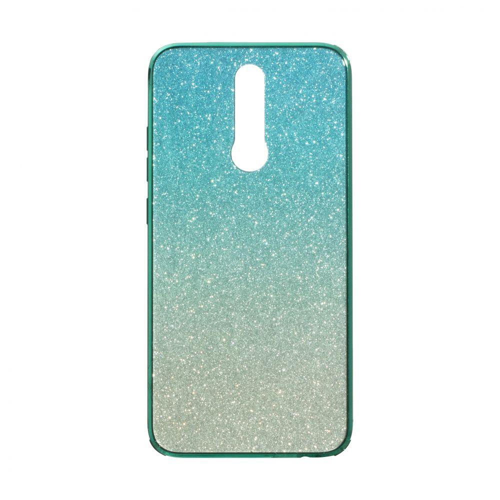 Купить СИЛИКОН CASE ORIGINAL GLASS TPU AMBRE FOR XIAOMI REDMI 8_1