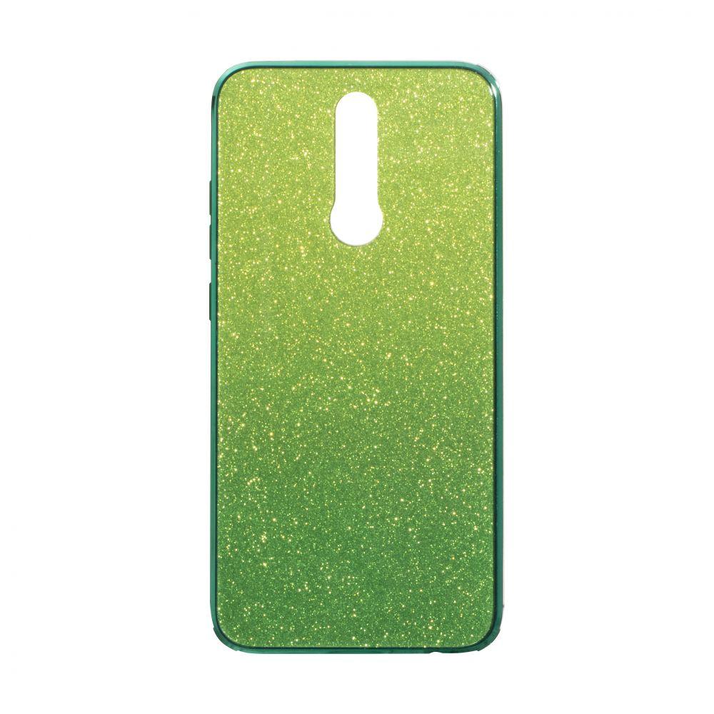 Купить СИЛИКОН CASE ORIGINAL GLASS TPU AMBRE FOR XIAOMI REDMI 8_2