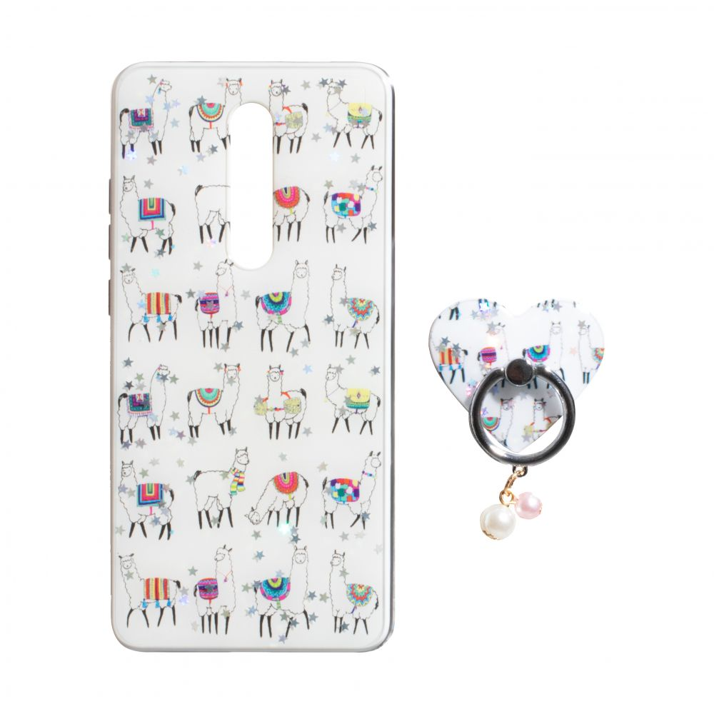 Купить ЧЕХОЛ TPU PRINT WITH RING FOR XIAOMI REDMI K20 / MI 9T