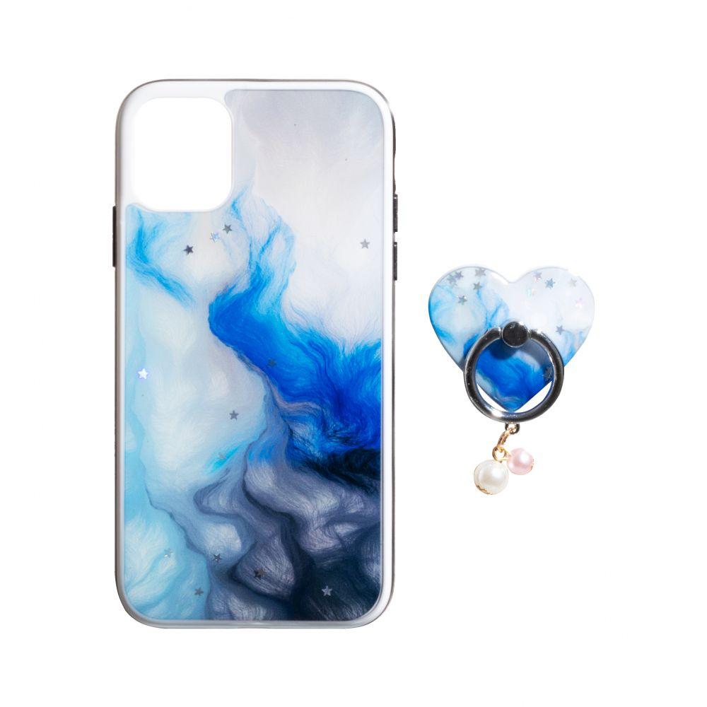 Купить ЧЕХОЛ TPU PRINT WITH RING FOR APPLE IPHONE 11 PRO MAX_2