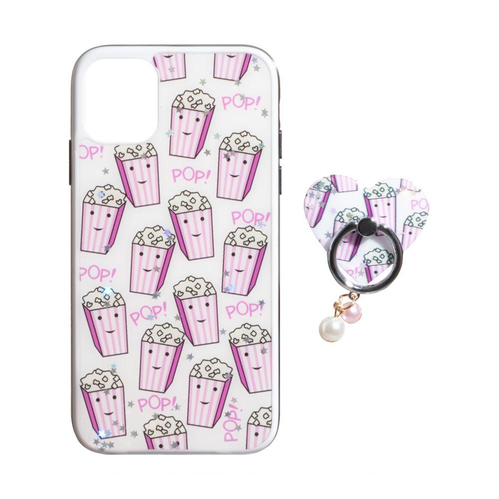 Купить ЧЕХОЛ TPU PRINT WITH RING FOR APPLE IPHONE 11 PRO MAX_9