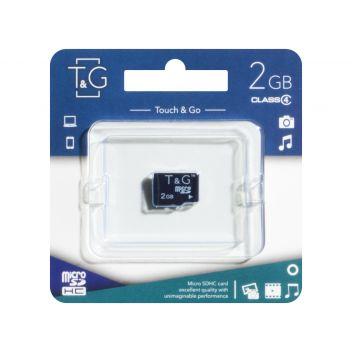 Купить КАРТА ПАМЯТИ T&G MICROSDHC 2GB 4 CLASS