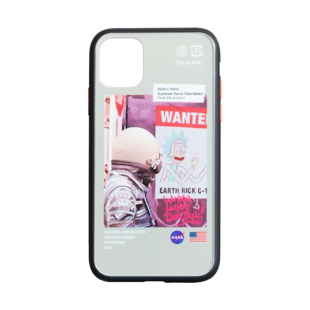 Купить ЗАДНЯЯ НАКЛАДКА TOTU PRINT SERIES FOR APPLE IPHONE 11 PRO MAX_2