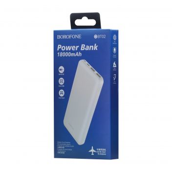 Купить POWER BANK BOROFONE DBT02 18000 MAH
