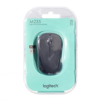 Купить WIRELESS МЫШЬ LOGITECH M235