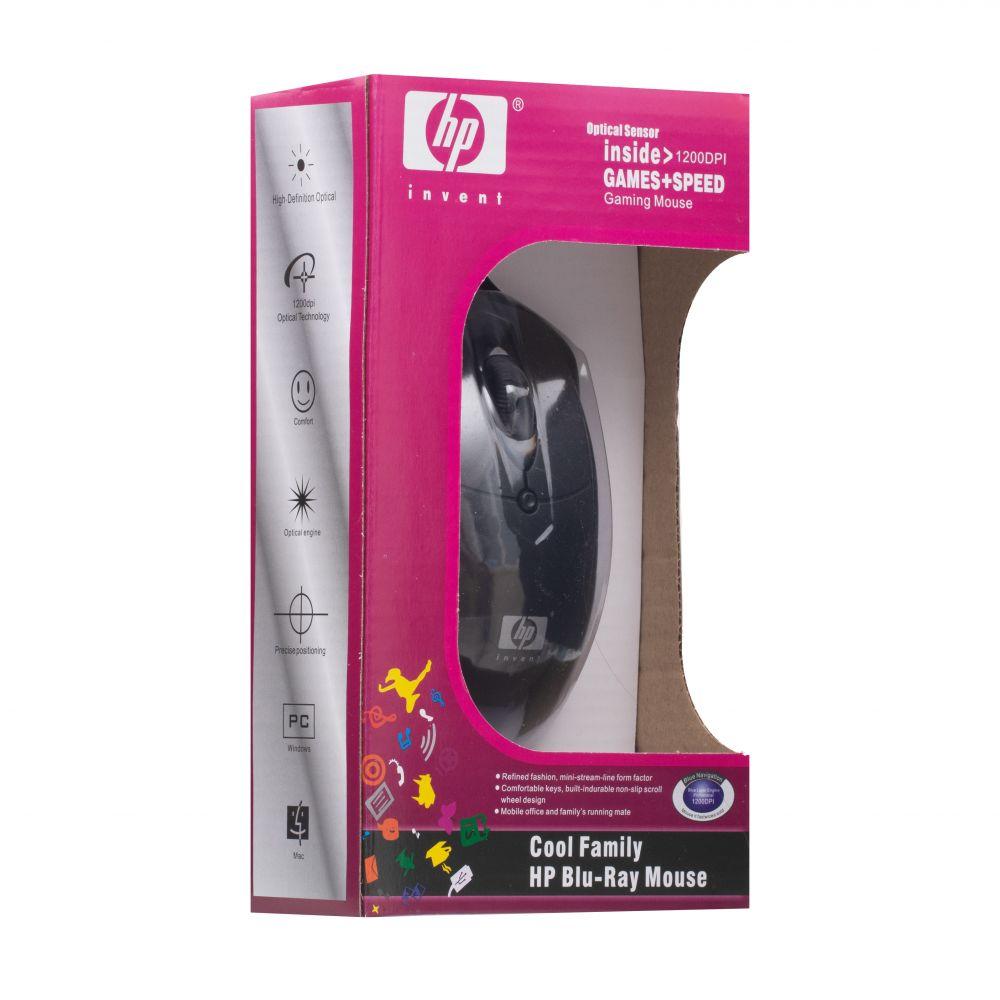 Купить USB МЫШЬ HP 801_1