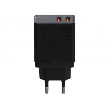 Купить СЕТЕВОЕ ЗАРЯДНОЕ УСТРОЙСТВО CX17 2 USB