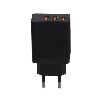 Купить СЕТЕВОЕ ЗАРЯДНОЕ УСТРОЙСТВО CX17 3 USB