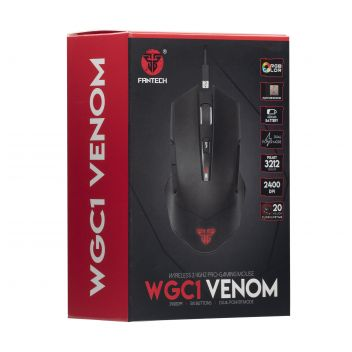 Купить WIRELESS МЫШЬ FANTECH WGC1 VENOM