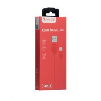 Купить USB CELEBRAT SKY-2 TYPE-C