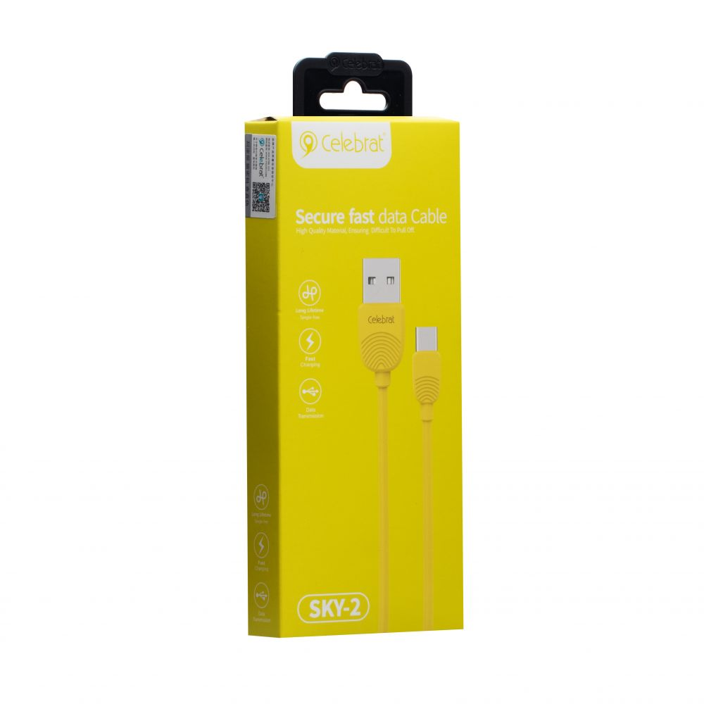 Купить USB CELEBRAT SKY-2 TYPE-C_1