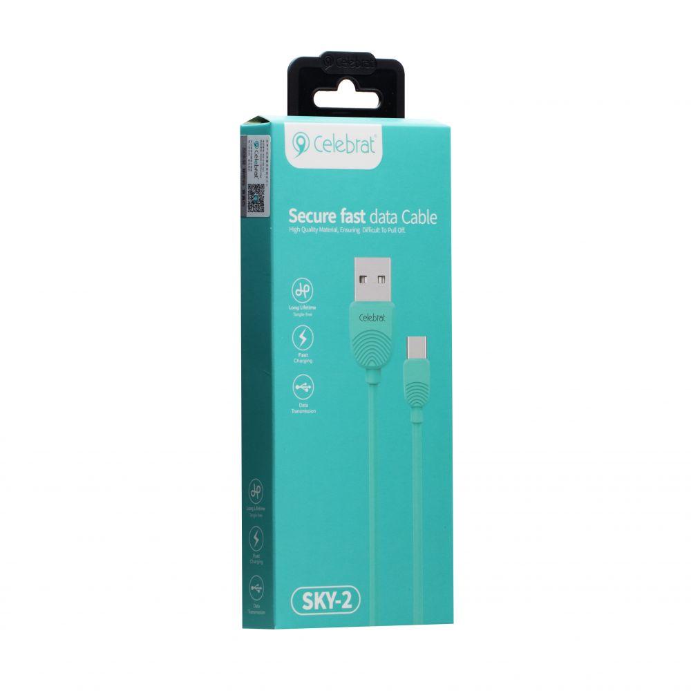 Купить USB CELEBRAT SKY-2 TYPE-C_2