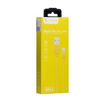 Купить USB CELEBRAT SKY-2 LIGHTNING