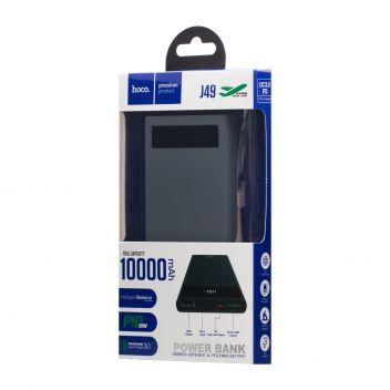 Купить POWER BANK HOCO J49 JEWEL PD+QC 3.0 10000 MAH